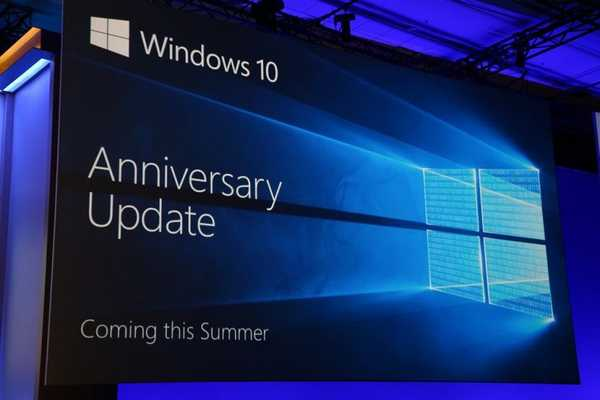 Windows 10 dobiva taman dizajn u Anniversary Update