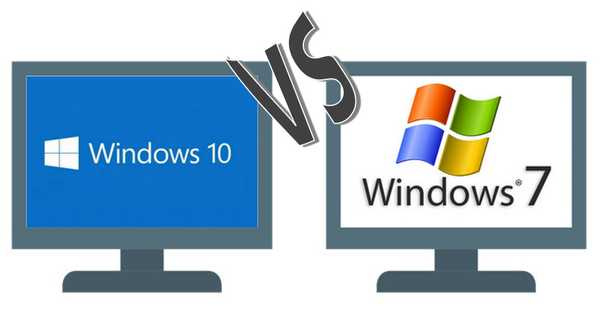 Windows 10 VS Windows 7 koji je operativni sustav bolji