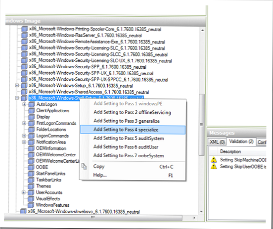 Windows Deployment Services, WAIK i Windows 7. Kreirajte i prilagodite ImageUnattend.xml