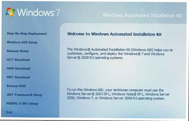 Windows Deployment Services, WAIK a Windows 7. Vytvořte a nakonfigurujte WDSUnattend.xml
