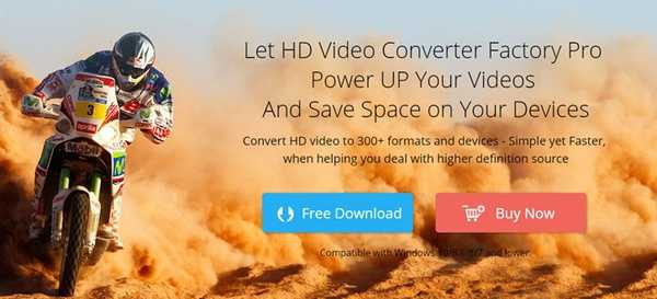 WonderFox HD Video Converter Factory Pro vam omogućuje pretvoriti SD video u HD video i lako preuzeti videozapise na mreži!