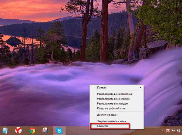 Prenesite namizje v sistemu Windows 8.1
