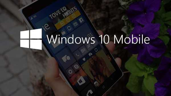 Windows 10 Mobile build 10136 dostupan za preuzimanje