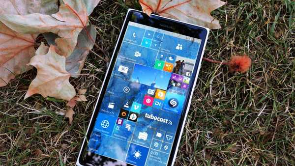 Windows 10 Mobile build 10166 usporen je krug ažuriranja
