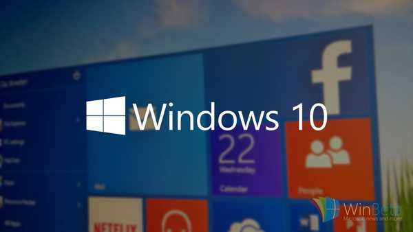 Govori o Windows 10 o spremembah Consumer Preview