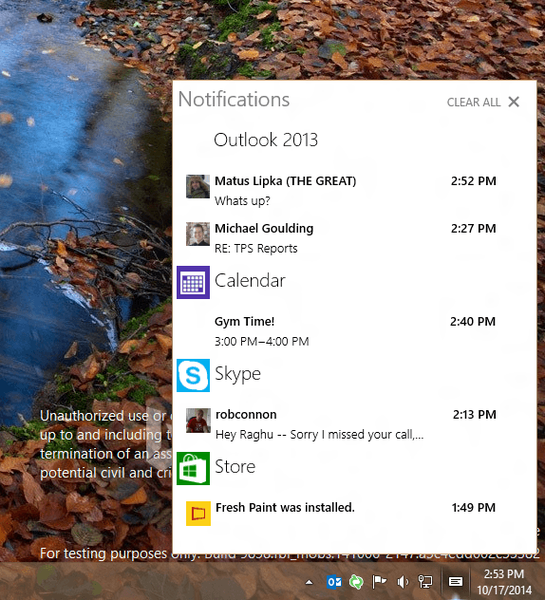 Windows 10 Technical Preview build 9860 připraven ke stažení