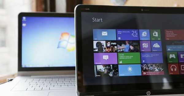 Windows 8 и 8.1 с мизерни резултати от ноември 2013 г.