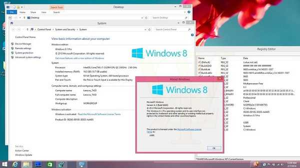 Windows 8.1 Update 1 doseže status RTM Escrow