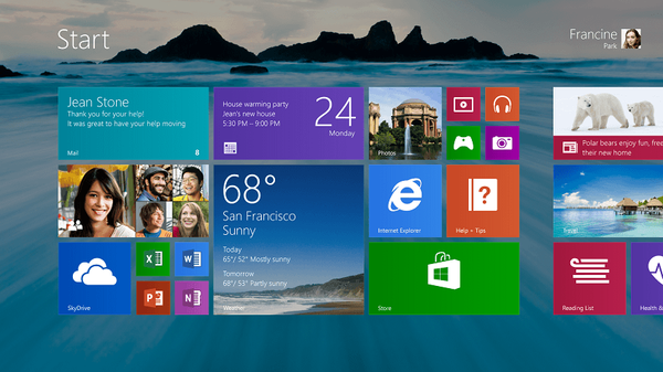 Windows 8.1 bo izšel oktobra