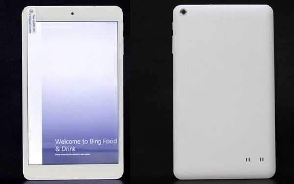 Windows tablet za 81 USD